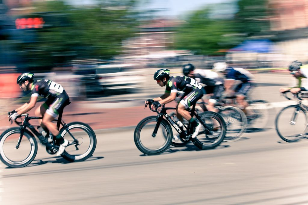 Cyclists CBD effects on Sports Industry