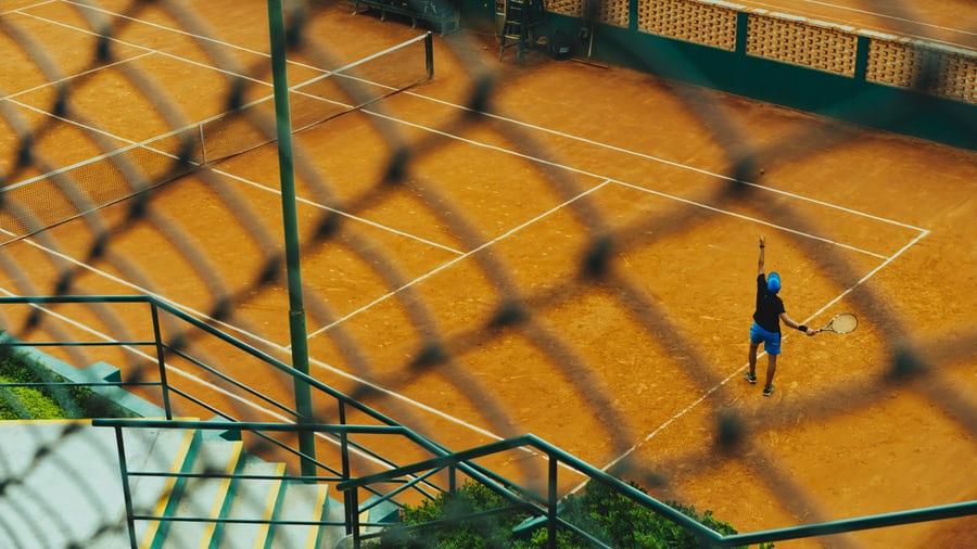 Tennis CBD