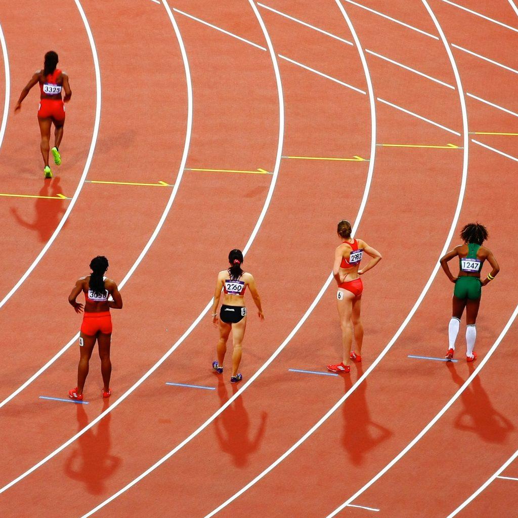 CBD Running Track
