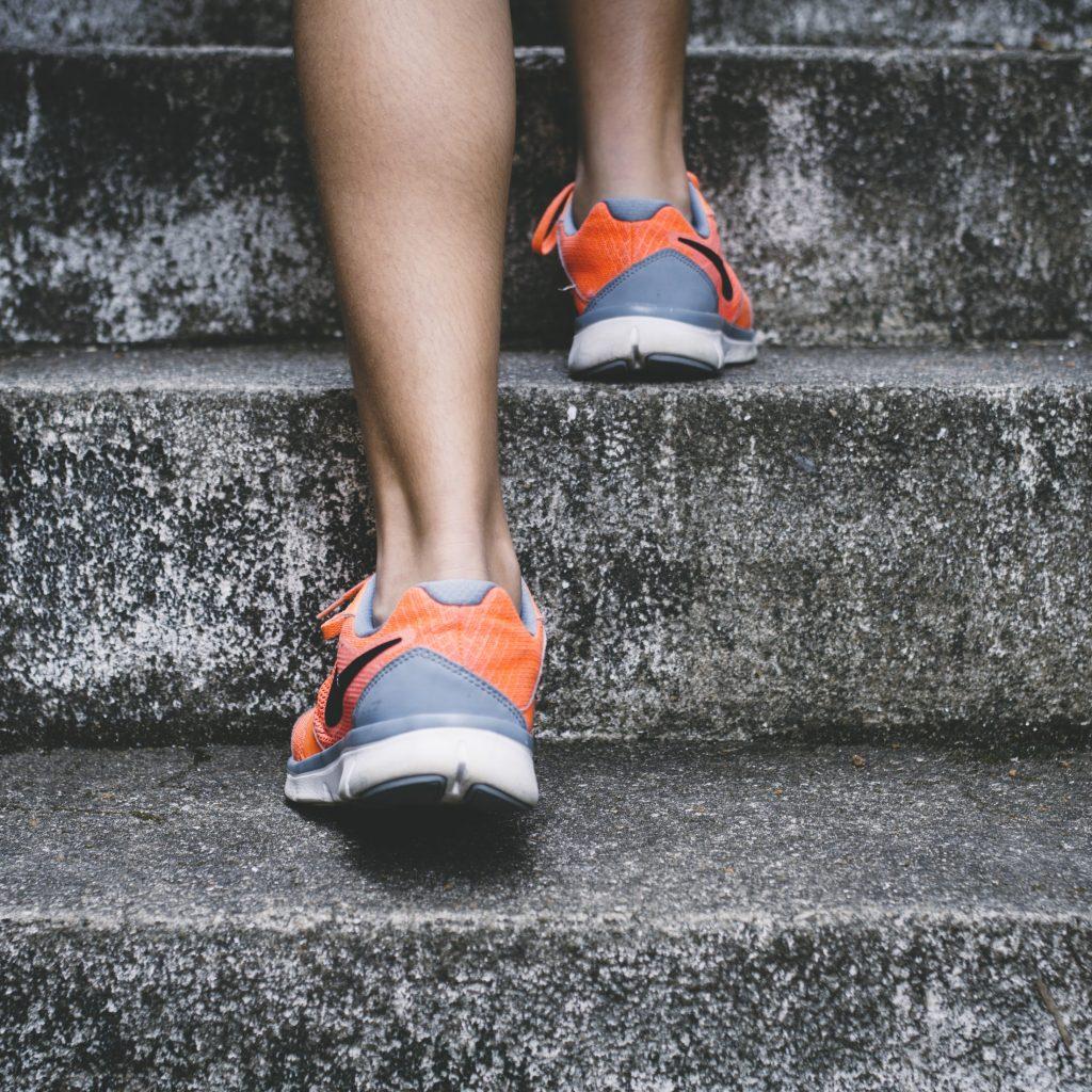 CBD Running sports recovery